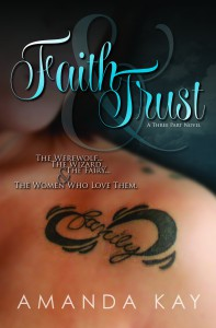 Faith & Trust by Amanda Kay Cover Reveal