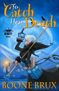 Day 16: To Catch Her Death by Boone Brux