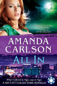 Review: All In (Sin City Collectors #5) by Amanda Carlson