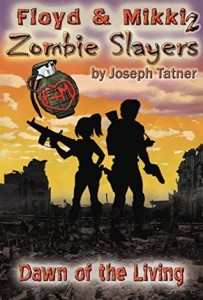 Day 5: Floyd & Mikki 2: Zombie Slayers by Joseph Tatner