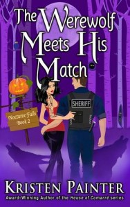 Review:  The Werewolf meets his Match by Kristen Painter