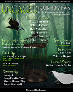 Uncaged Reviews Magazine!