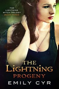 The Lightning Progeny by Emily Cyr